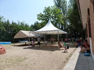 Actividad del Campamento Urbano